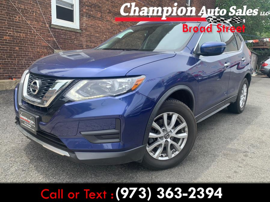 Used 2017 Nissan Rogue in Newark, New Jersey | Champion Auto Sales. Newark, New Jersey