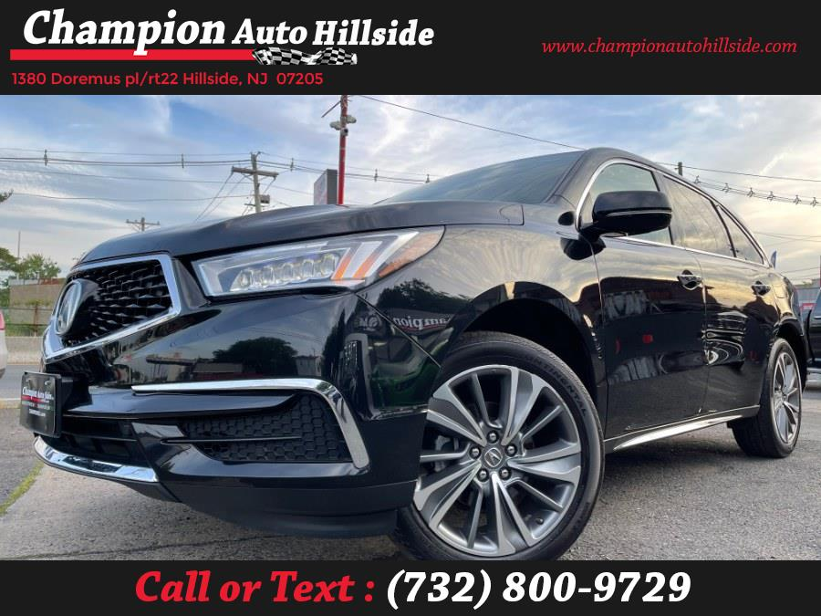 Used 2017 Acura MDX in Hillside, New Jersey | Champion Auto Sales. Hillside, New Jersey