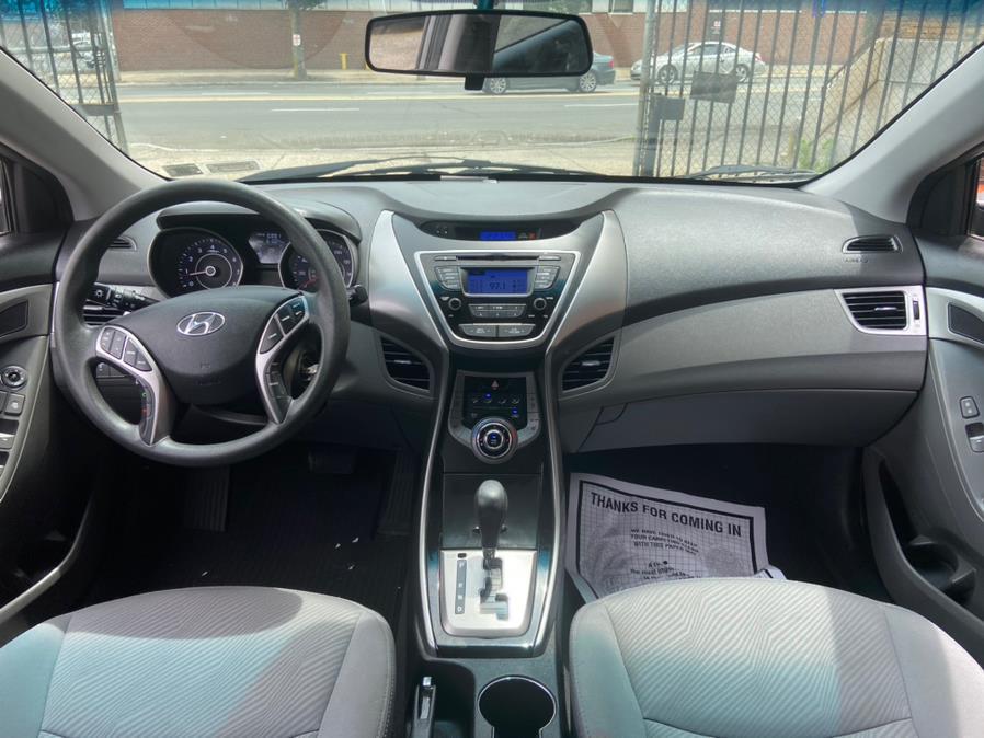 Used Hyundai Elantra 4dr Sdn Auto GLS 2013   Champion Auto Sales. Newark, New Jersey