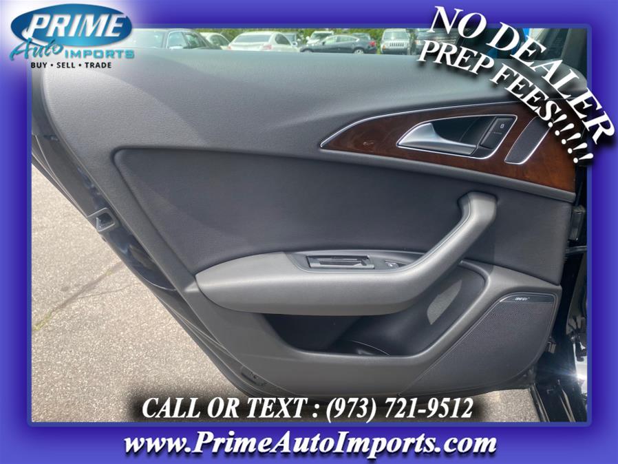 Used Audi A6 4dr Sdn quattro 2.0T Premium Plus 2015 | Prime Auto Imports. Bloomingdale, New Jersey