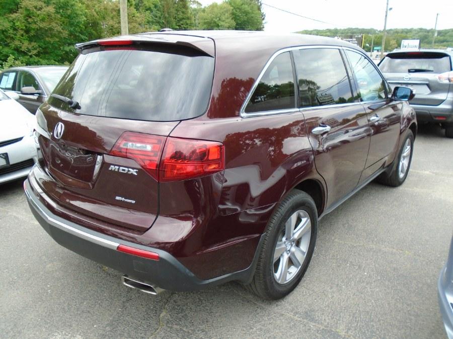 Used Acura MDX AWD 4dr Tech Pkg 2012 | Jim Juliani Motors. Waterbury, Connecticut