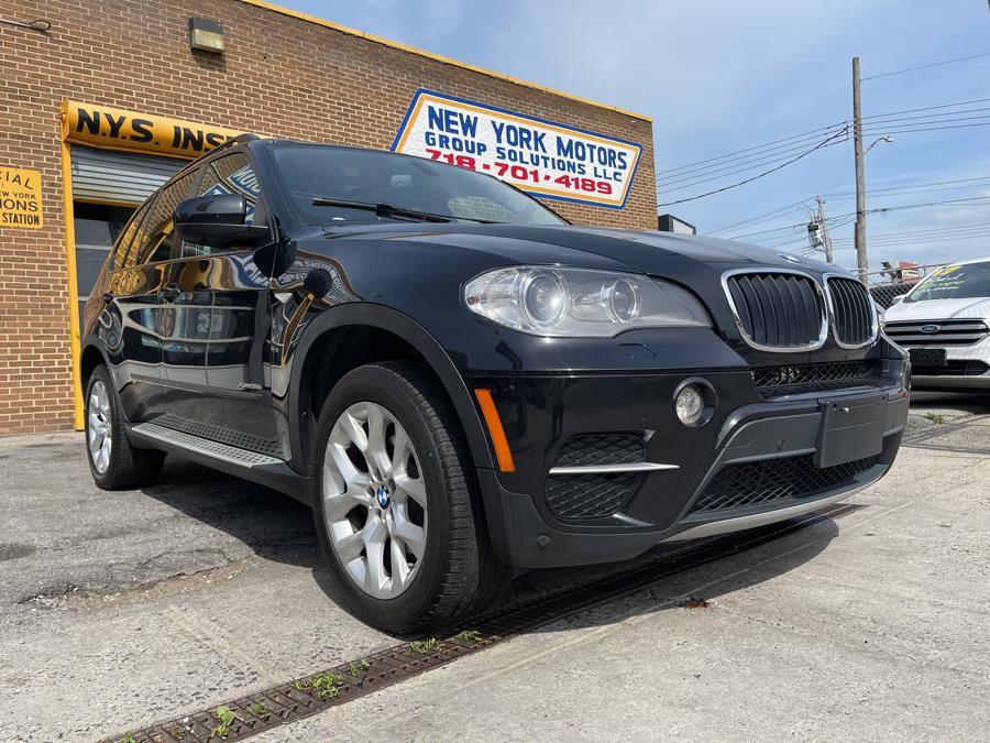 Used 2013 BMW X5 in Bronx, New York | New York Motors Group Solutions LLC. Bronx, New York