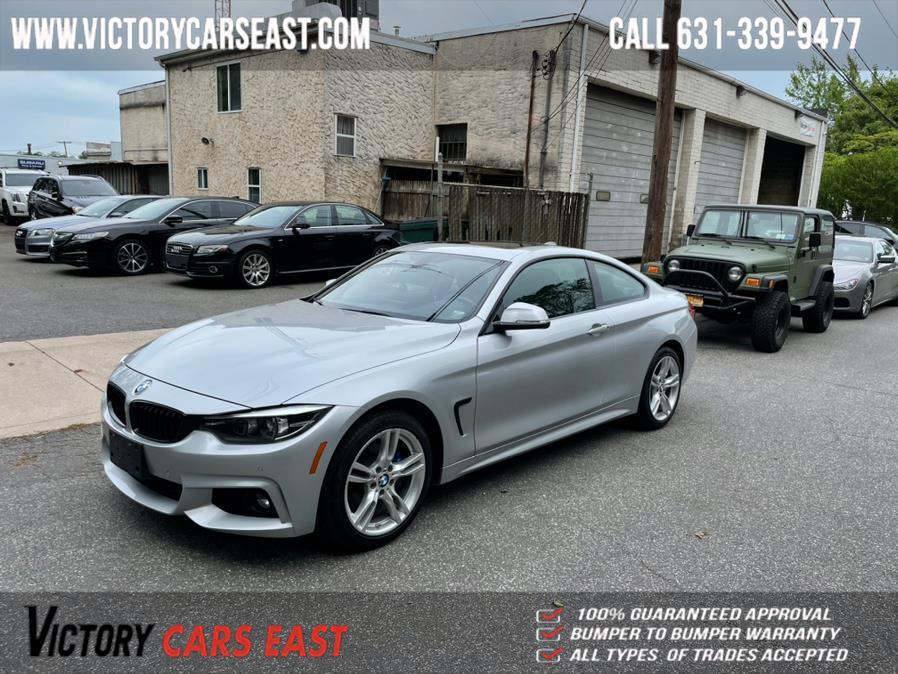 Used BMW 4 Series 430i xDrive Coupe 2018 | Victory Cars East LLC. Huntington, New York