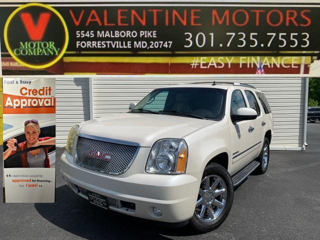 Used GMC Yukon Denali 2011   Valentine Motor Company. Forestville, Maryland