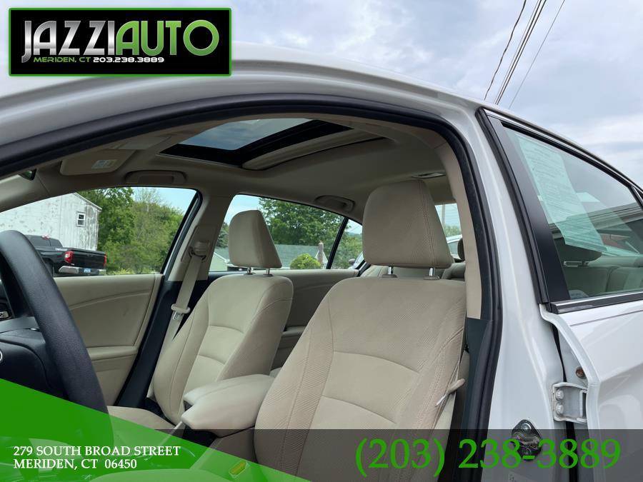 Used Honda Accord Sedan 4dr I4 CVT EX 2016   Jazzi Auto Sales LLC. Meriden, Connecticut
