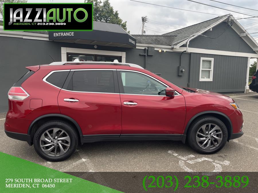 Used Nissan Rogue AWD 4dr SL 2016 | Jazzi Auto Sales LLC. Meriden, Connecticut