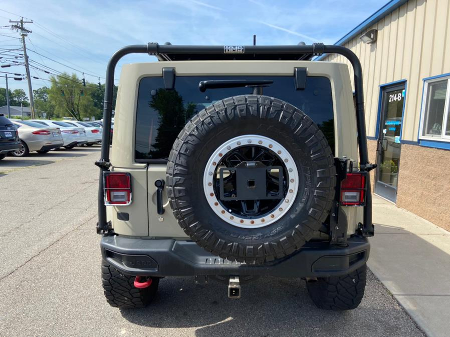 Used Jeep Wrangler Unlimited Rubicon 4x4 2017 | Century Auto And Truck. East Windsor, Connecticut