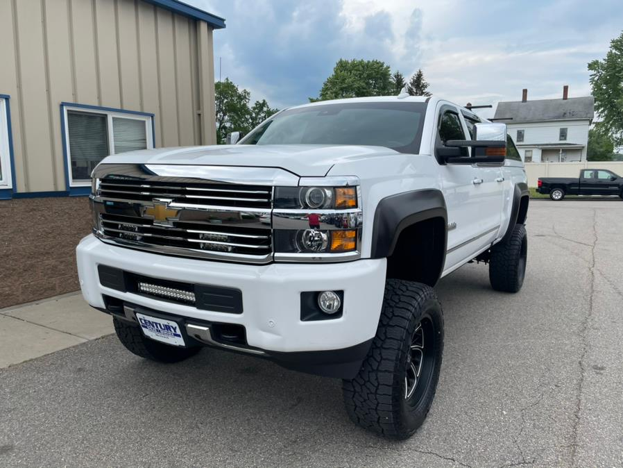 Used 2017 Chevrolet Silverado 2500HD in East Windsor, Connecticut   Century Auto And Truck. East Windsor, Connecticut