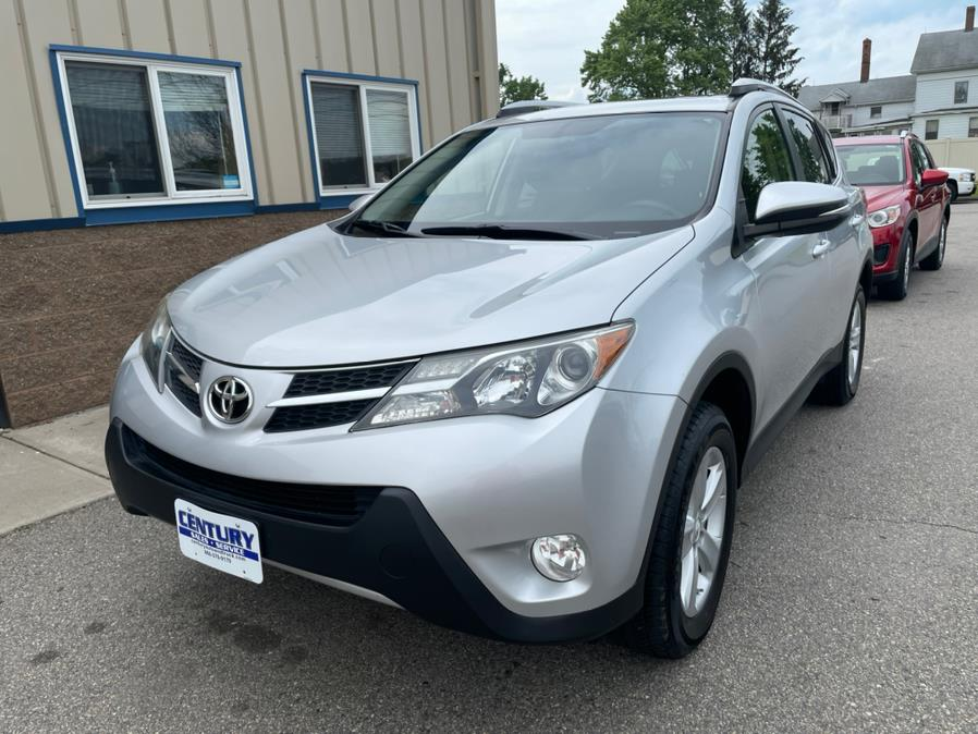 Used 2013 Toyota RAV4 in East Windsor, Connecticut | Century Auto And Truck. East Windsor, Connecticut