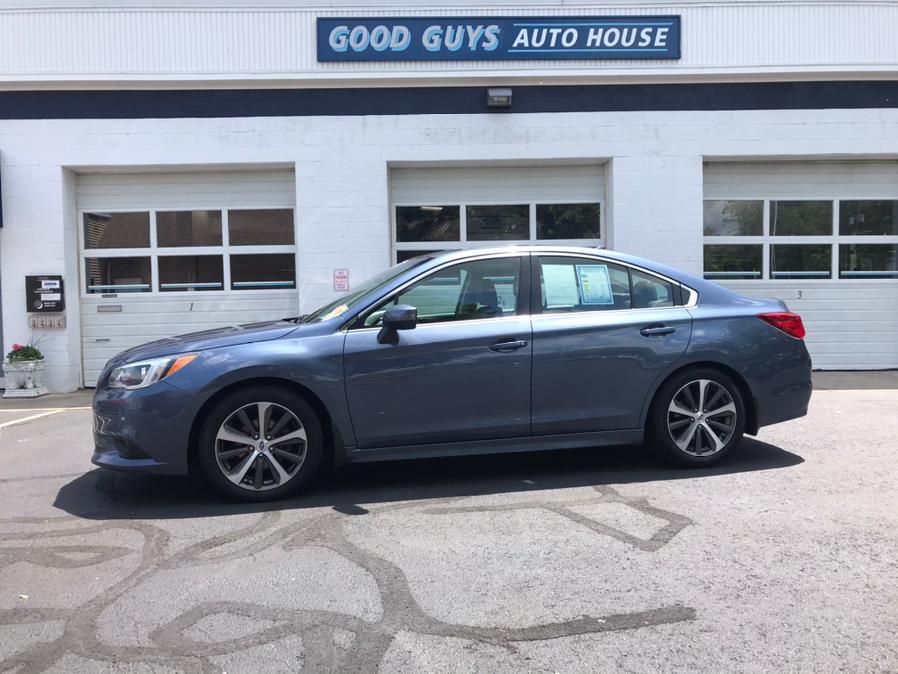 Used 2017 Subaru Legacy in Southington, Connecticut | Good Guys Auto House. Southington, Connecticut