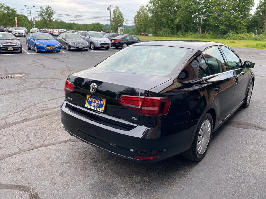 Used Volkswagen Jetta 1.4T S Manual 2017   Newfield Auto Sales. Middletown, Connecticut