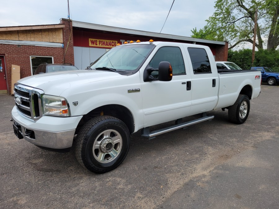 Used Ford Super Duty F-350 SRW Lariat Crew Cab 4WD 6.8 V10 Long Bed Leather 2006   Toro Auto. East Windsor, Connecticut