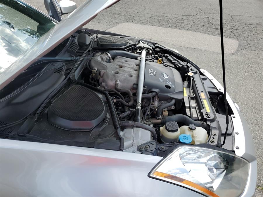Used Nissan 350Z 2dr Roadster Enthusiast Auto 2004   New Beginning Auto Service Inc . Ashland , Massachusetts