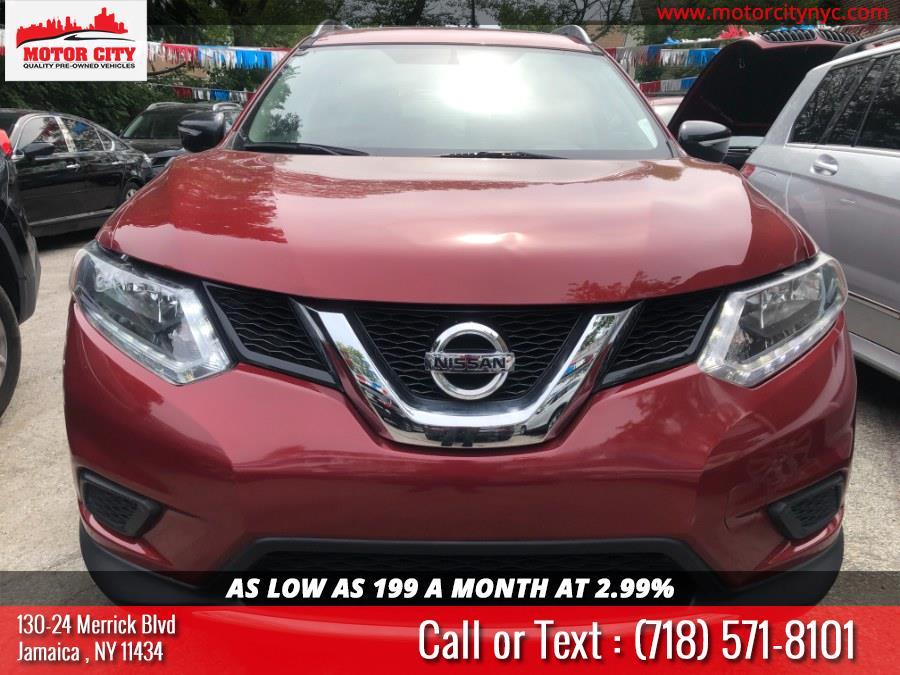 Used 2015 Nissan Rogue in Jamaica, New York | Motor City. Jamaica, New York