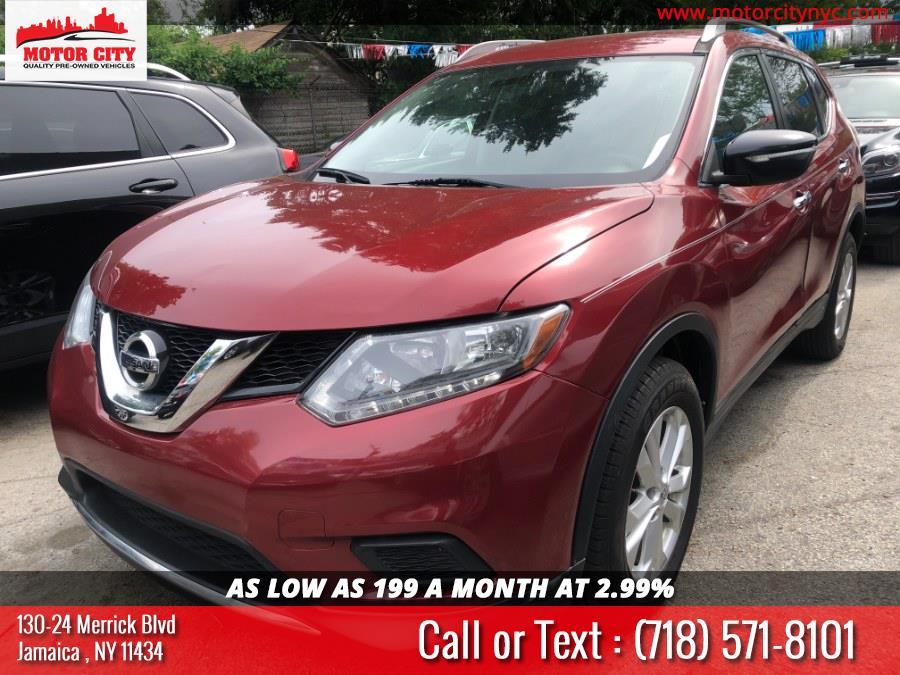 Used Nissan Rogue AWD 4dr SV 2015 | Motor City. Jamaica, New York