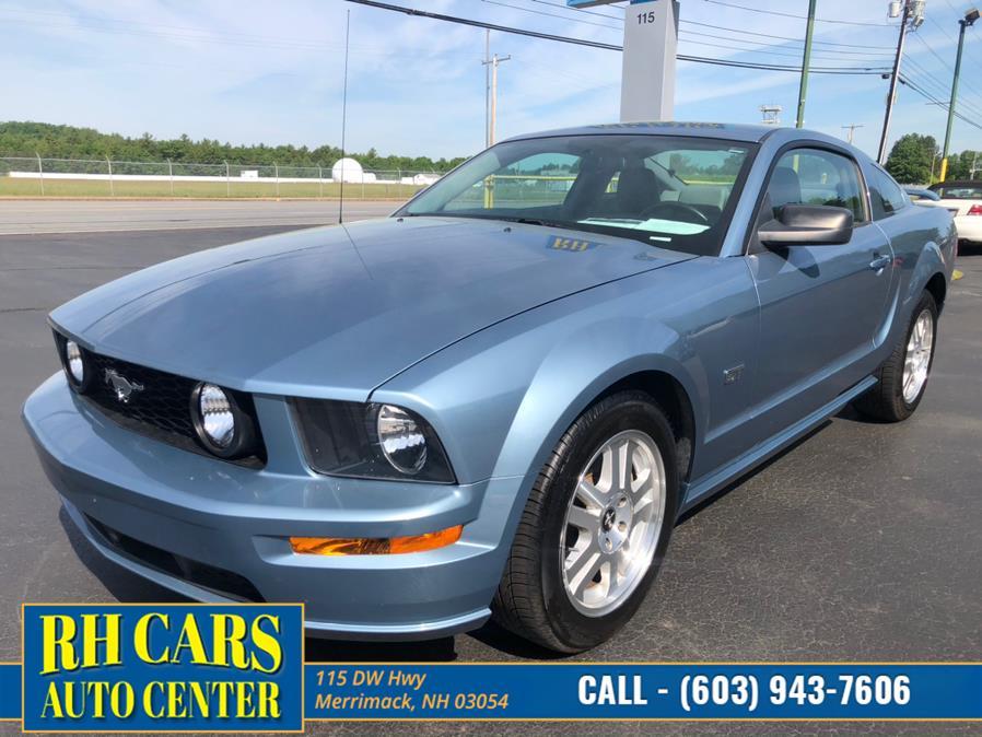 Used Ford Mustang GT Premium 2007 | RH Cars LLC. Merrimack, New Hampshire