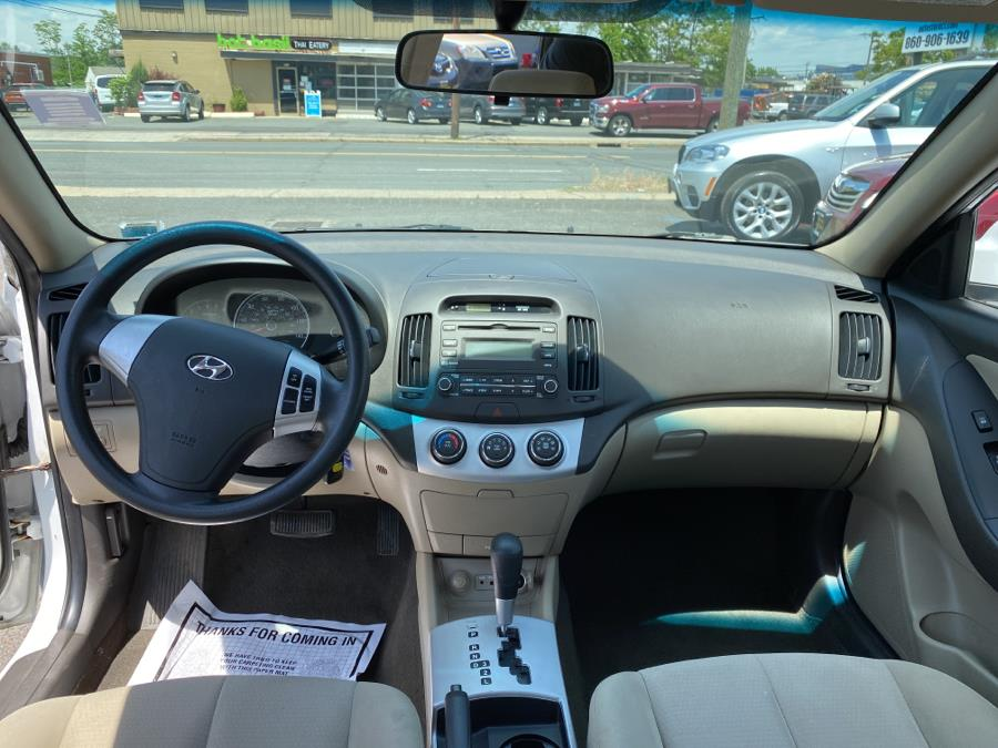 Used Hyundai Elantra 4dr Sdn Auto GLS 2009 | Auto Store. West Hartford, Connecticut