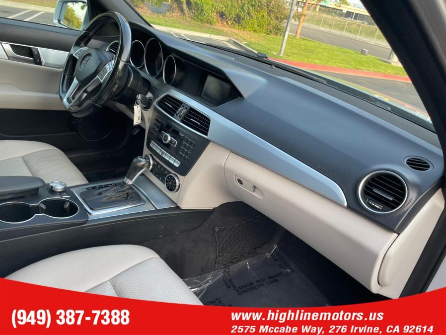 Used Mercedes-Benz C 250 AMG 4dr Sdn C 250 Sport RWD 2014 | High Line Motors LLC. Irvine, California