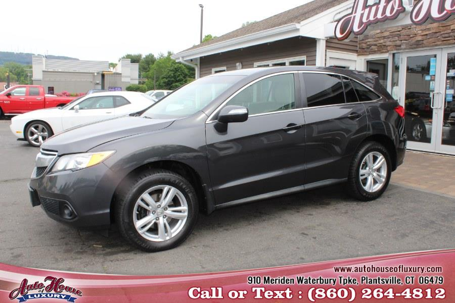 Used Acura RDX AWD 4dr 2014 | Auto House of Luxury. Plantsville, Connecticut