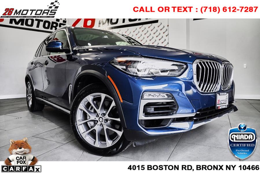 Used BMW X5 xDrive50i Sports Activity Vehicle 2019 | 26 Motors Corp. Bronx, New York