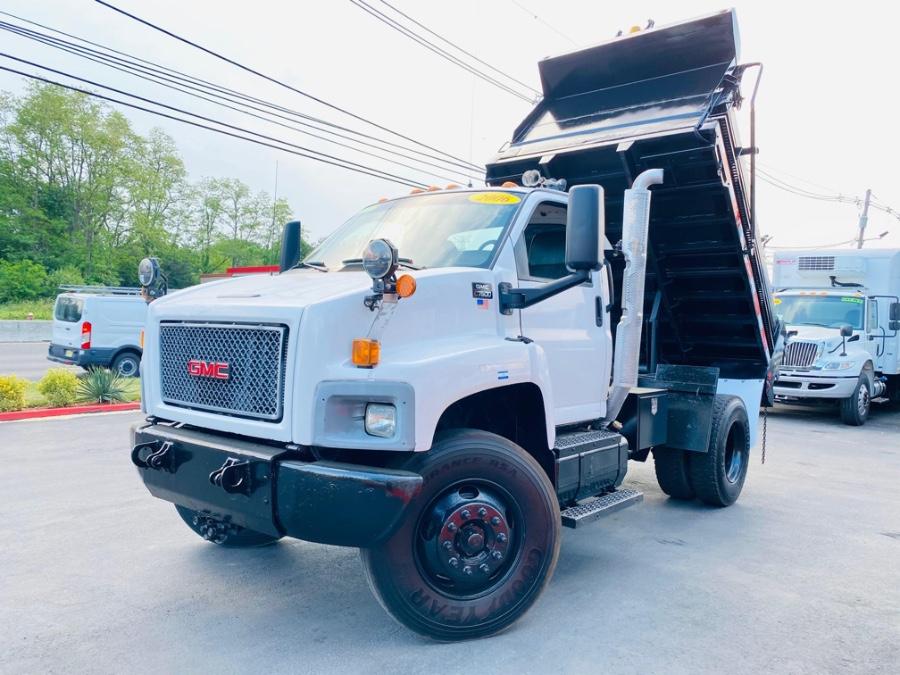 Used GMC T8500 10 FEET DUMP TRUCK 2005 | NJ Truck Spot. South Amboy, New Jersey