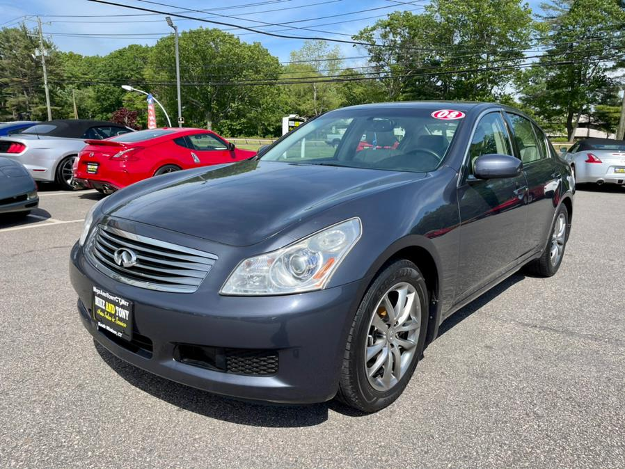 Used Infiniti G35 Sedan 4dr x AWD 2008   Mike And Tony Auto Sales, Inc. South Windsor, Connecticut
