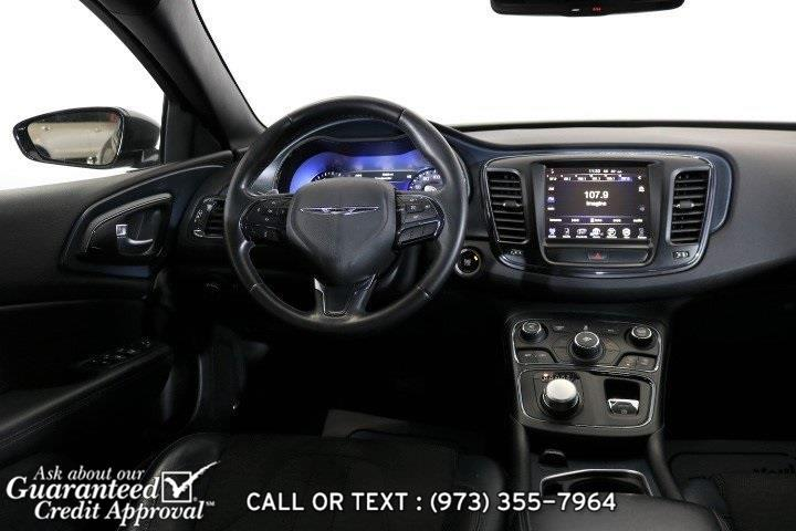 Used Chrysler 200 S 2016 | City Motor Group Inc.. Haskell, New Jersey