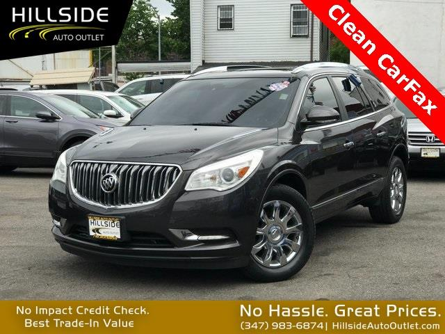 Used Buick Enclave Leather Group 2017 | Hillside Auto Outlet. Jamaica, New York