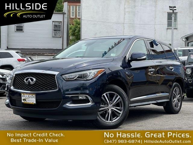 Used Infiniti Qx60 PURE 2019   Hillside Auto Outlet. Jamaica, New York