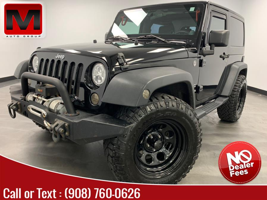 Used Jeep Wrangler 4WD 2dr Sport 2013 | M Auto Group. Elizabeth, New Jersey