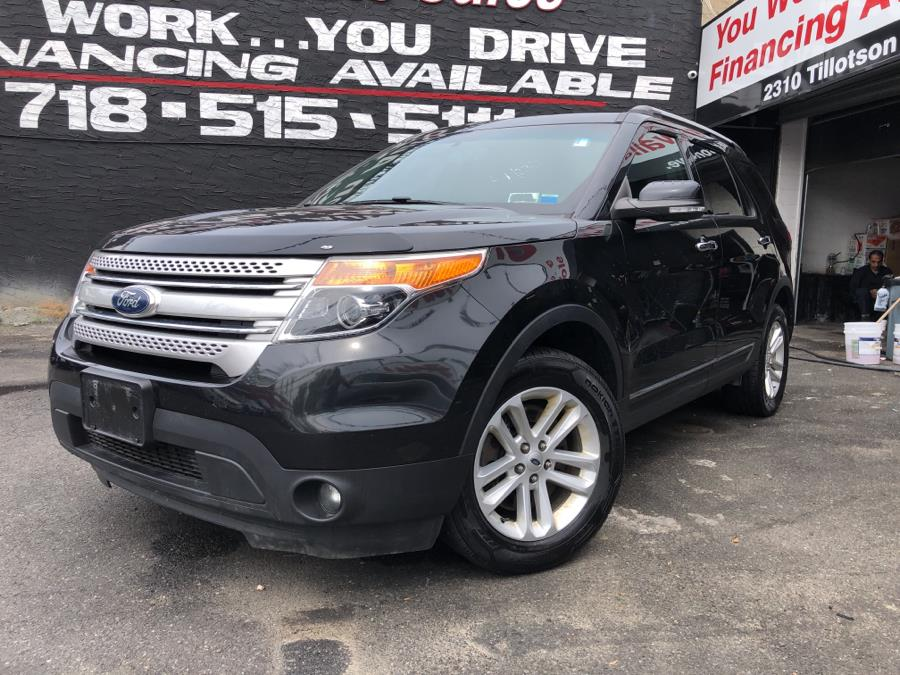 Used Ford Explorer 4WD 4dr XLT 2015   Champion Auto Sales Of The Bronx. Bronx, New York