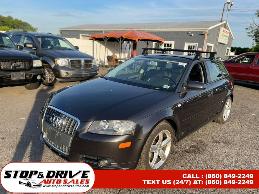 Used 2008 Audi A3 in East Windsor, Connecticut | Stop & Drive Auto Sales. East Windsor, Connecticut