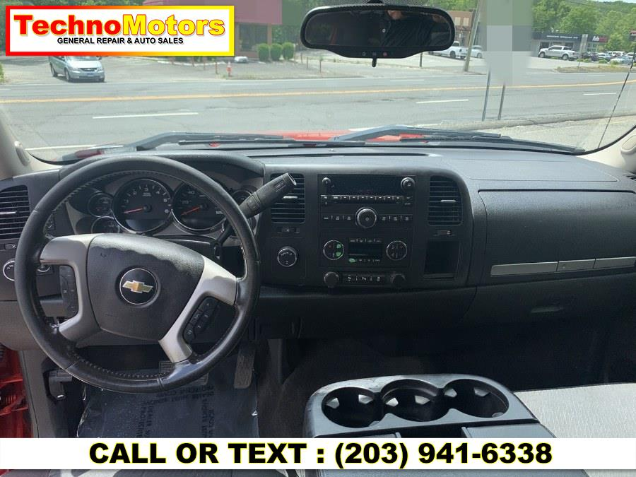 "Used Chevrolet Silverado 1500 4WD Ext Cab 143.5"" LT 2013   Techno Motors . Danbury , Connecticut"