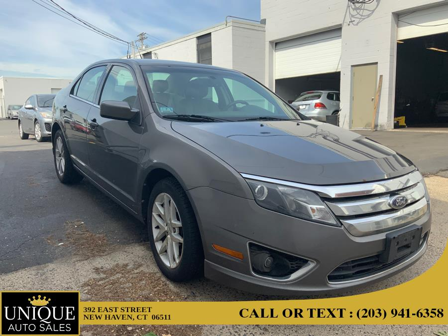 Used 2012 Ford Fusion in New Haven, Connecticut | Unique Auto Sales LLC. New Haven, Connecticut