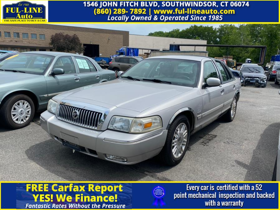 Used 2011 Mercury Grand Marquis in South Windsor , Connecticut | Ful-line Auto LLC. South Windsor , Connecticut