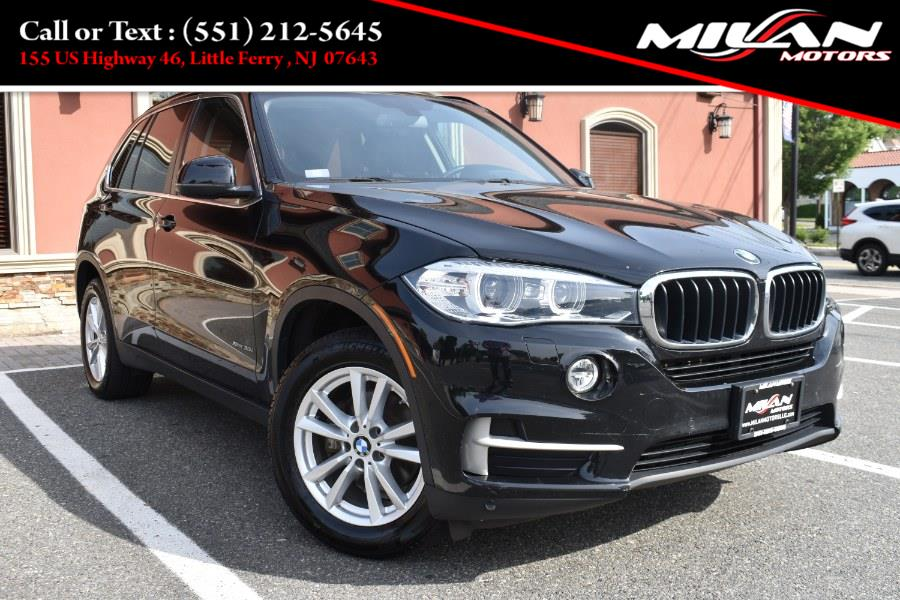 Used BMW X5 AWD 4dr xDrive35i 2015 | Milan Motors. Little Ferry , New Jersey