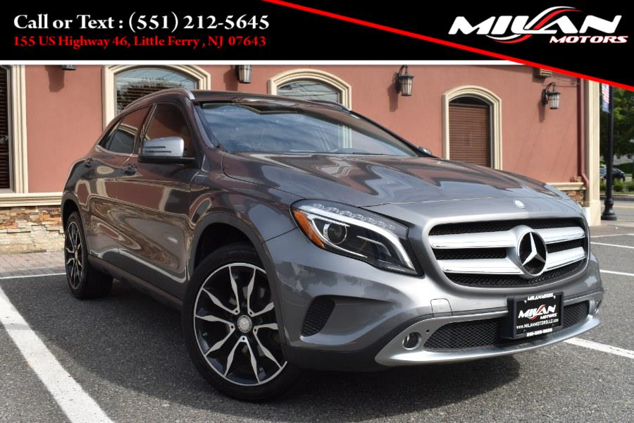Used Mercedes-Benz GLA-Class 4MATIC 4dr GLA250 2015 | Milan Motors. Little Ferry , New Jersey