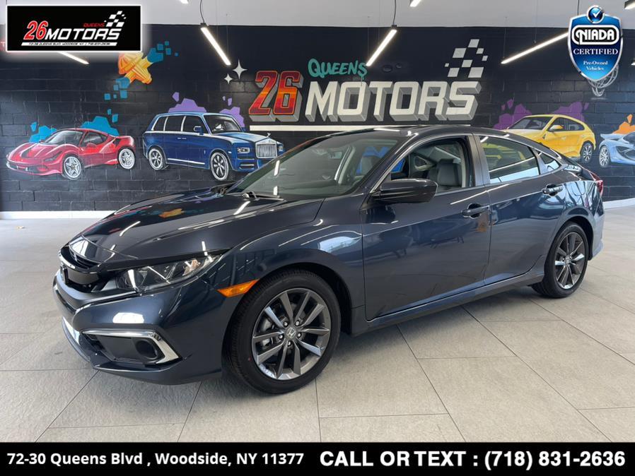 Used 2020 Honda Civic Sedan in Woodside, New York | 26 Motors Queens. Woodside, New York