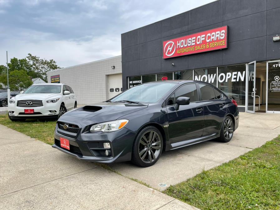 Used 2016 Subaru WRX in Meriden, Connecticut | House of Cars CT. Meriden, Connecticut