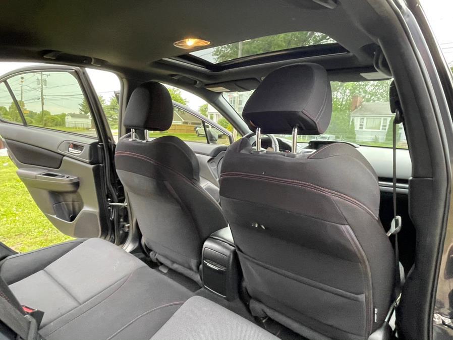 Used Subaru WRX 4dr Sdn Man Premium 2016   House of Cars CT. Meriden, Connecticut