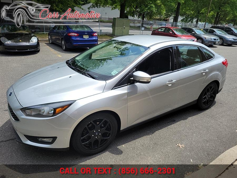 Used 2016 Ford Focus in Delran, New Jersey | Carr Automotive. Delran, New Jersey