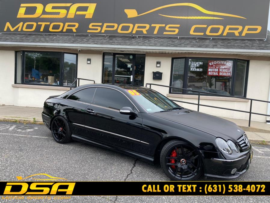 Used 2005 Mercedes-Benz CLK-Class in Commack, New York | DSA Motor Sports Corp. Commack, New York