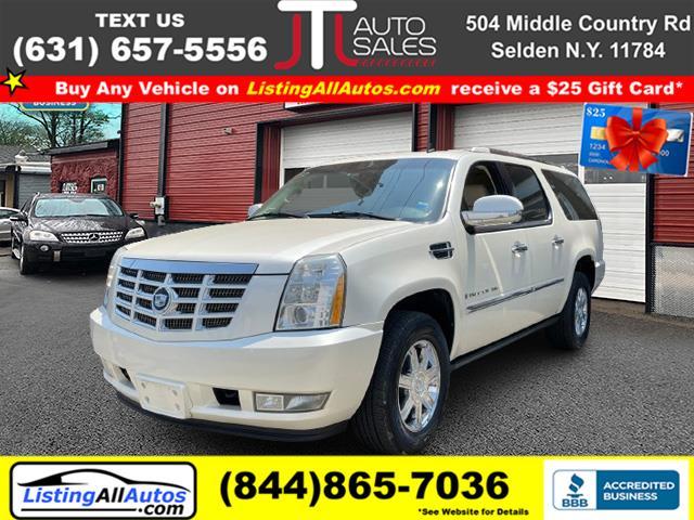 Used 2007 Cadillac Escalade Esv in Patchogue, New York | www.ListingAllAutos.com. Patchogue, New York