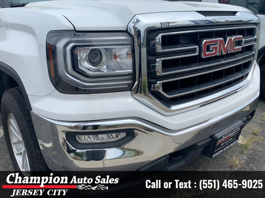 """Used GMC Sierra 1500 4WD Double Cab 143.5"""" SLE 2016   Champion Auto Sales. Jersey City, New Jersey"""
