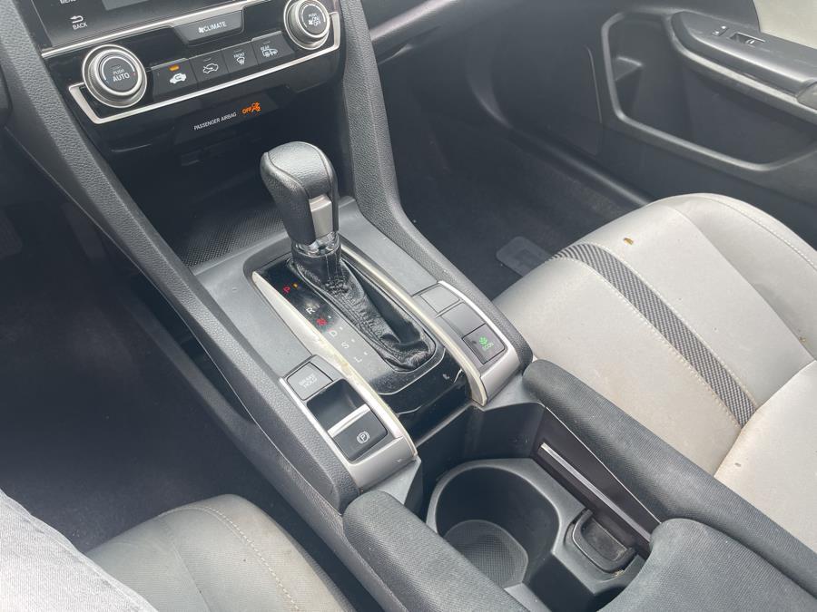 Used Honda Civic Sedan EX CVT 2017   Champion Auto Sales. Bronx, New York