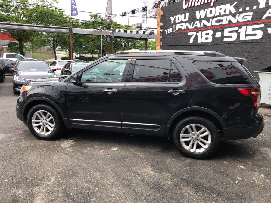 Used Ford Explorer 4WD 4dr XLT 2015 | Champion Auto Sales. Bronx, New York