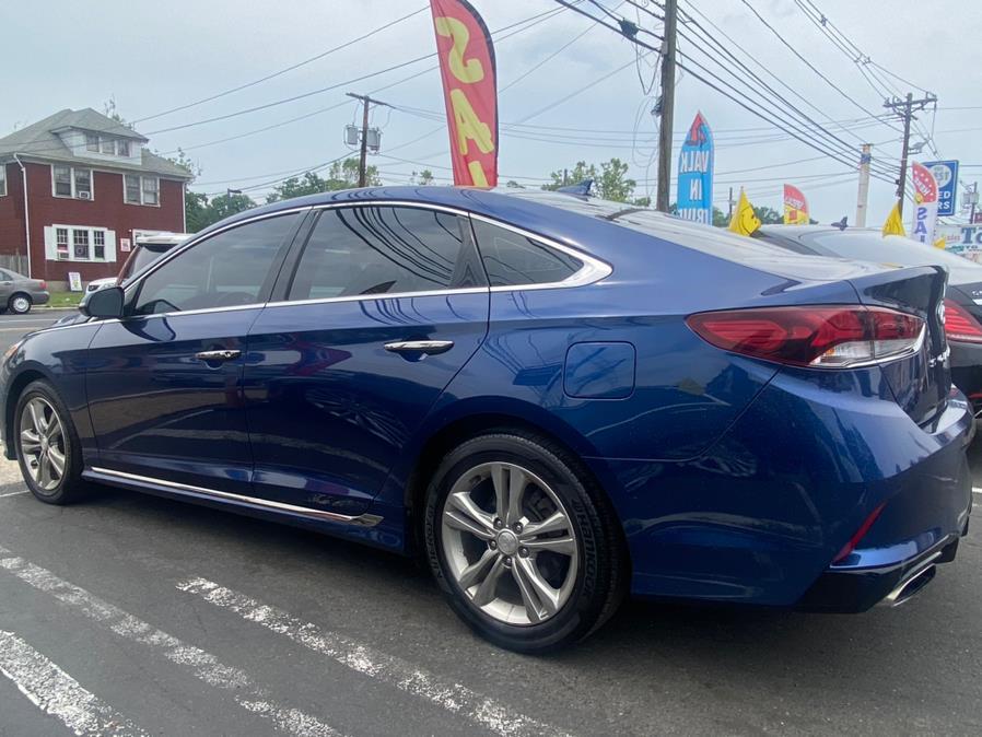 Used Hyundai Sonata Limited 2.4L *Ltd Avail* 2018   Champion Auto Sales. Linden, New Jersey