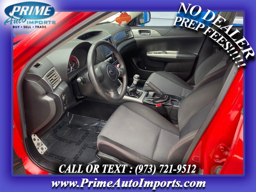 Used Subaru Impreza Sedan WRX 4dr Man 2009 | Prime Auto Imports. Bloomingdale, New Jersey