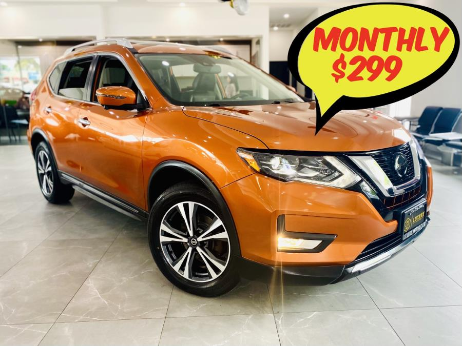 Used Nissan Rogue AWD SL 2018   C Rich Cars. Franklin Square, New York