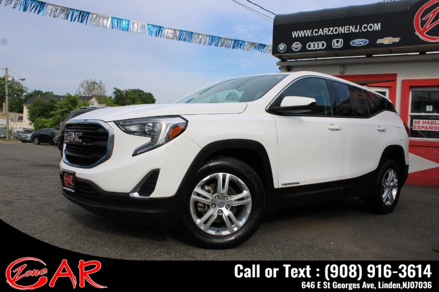 Used GMC Terrain AWD 4dr SLE 2018 | Car Zone. Linden, New Jersey